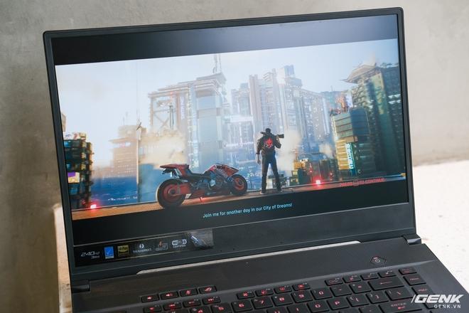 Trải nghiệm ASUS ROG Zephyrus M15: Chiếc laptop chơi game dành cho hội không thích khoe mẽ, màn hình 240Hz 3ms, GTX 1660Ti, có điều giá thành còn hơi căng - Ảnh 11.