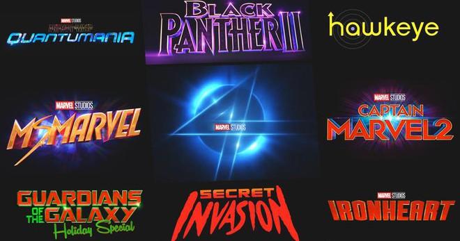 Tất tần tật những dự án mới của Marvel Studios: 12 phim điện ảnh, 13 series trên Disney+ cho fan tha hồ cày trong thời gian tới - Ảnh 1.