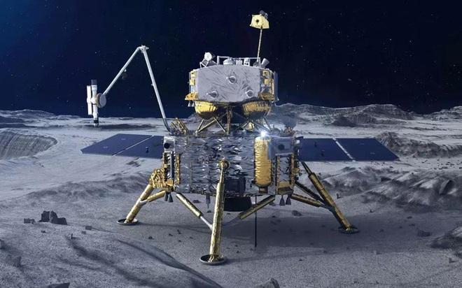 Kết cục thảm thương của tàu vũ trụ Trung Quốc sau khi thực hiện nhiệm vụ trên Mặt Trăng - Ảnh 1.