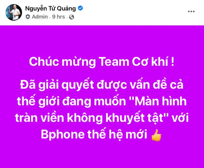 CEO BKAV Nguyễn Tử Quảng: Bphone thế hệ mới đã giải quyết được vấn đề cả thế giới đang muốn - Ảnh 2.