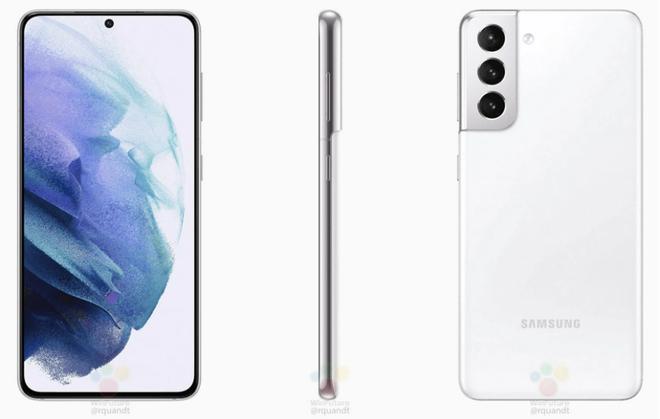 Lộ ảnh render chính thức của Galaxy S21, S21+ và S21 Ultra - Ảnh 5.