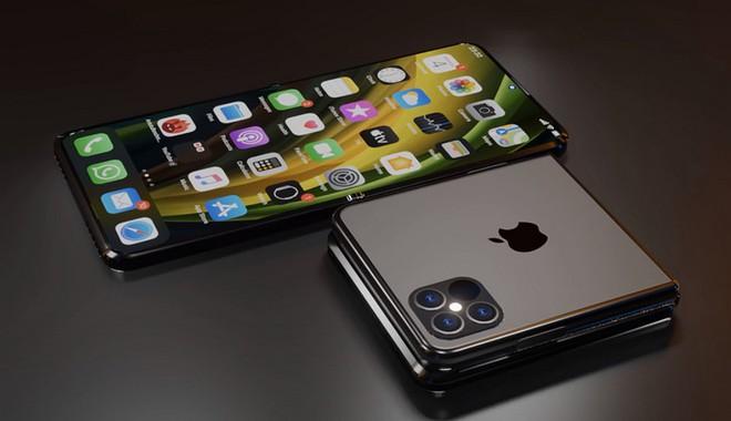 Quên iPhone 13 đi vì thời điểm xuất hiện iPhone gập - Flip vừa được hé lộ - Ảnh 1.