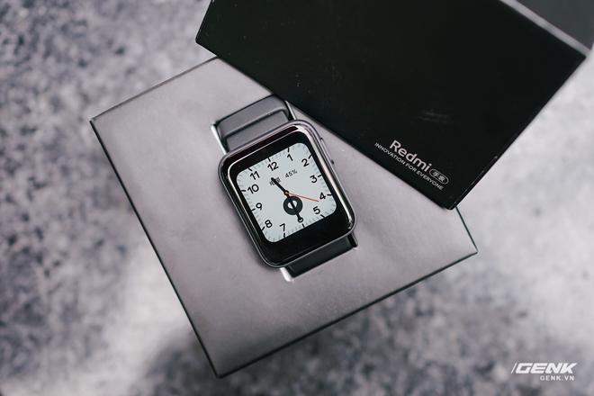 Trên tay Redmi Watch giá 1.1 triệu đồng: Apple Watch giá rẻ của thế giới Android! - Ảnh 2.
