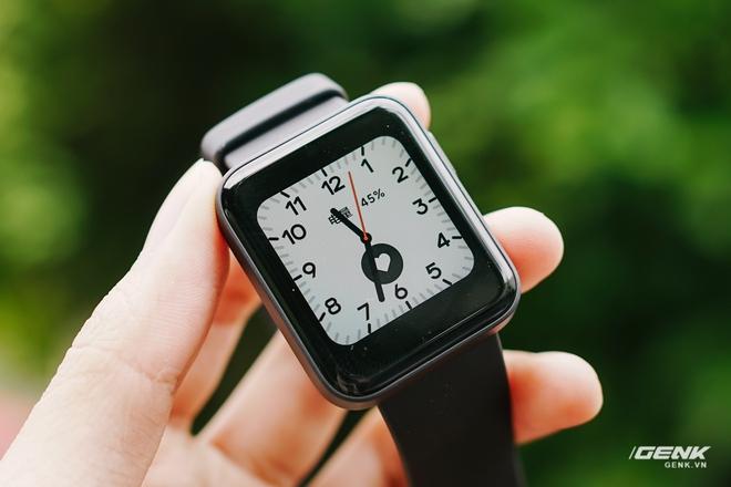 Trên tay Redmi Watch giá 1.1 triệu đồng: Apple Watch giá rẻ của thế giới Android! - Ảnh 4.