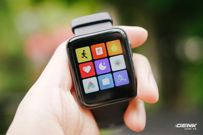 Trên tay Redmi Watch giá 1.1 triệu đồng: Apple Watch giá rẻ của thế giới Android! - Ảnh 10.