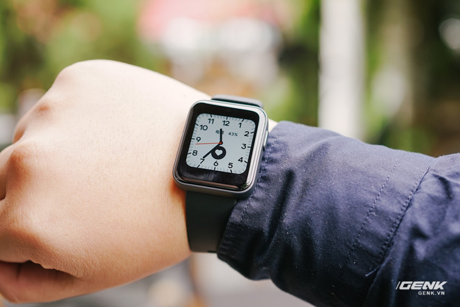 Trên tay Redmi Watch giá 1.1 triệu đồng: Apple Watch giá rẻ của thế giới Android! - Ảnh 5.