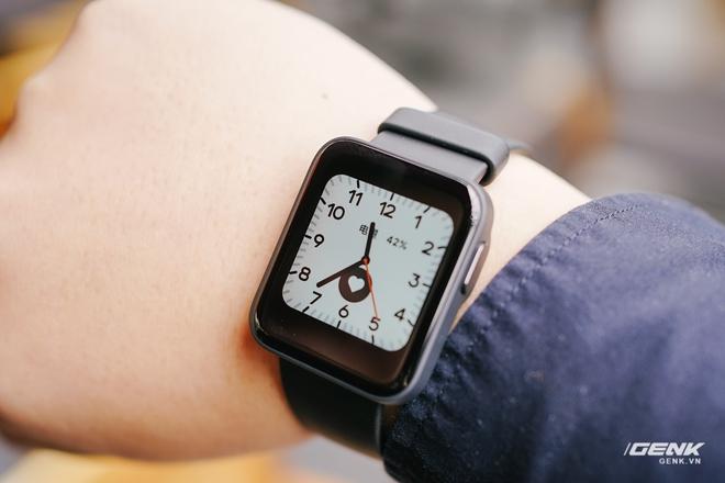 Trên tay Redmi Watch giá 1.1 triệu đồng: Apple Watch giá rẻ của thế giới Android! - Ảnh 14.
