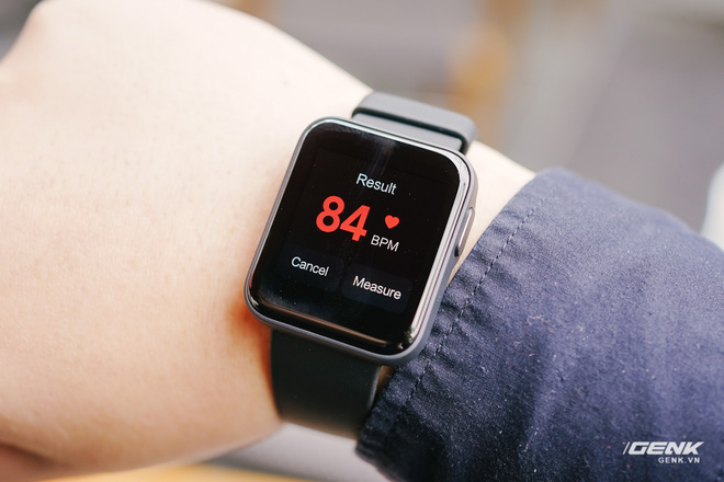 Trên tay Redmi Watch giá 1.1 triệu đồng: Apple Watch giá rẻ của thế giới Android! - Ảnh 9.