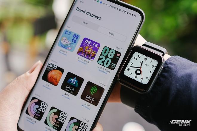 Trên tay Redmi Watch giá 1.1 triệu đồng: Apple Watch giá rẻ của thế giới Android! - Ảnh 6.