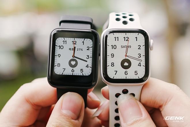 Trên tay Redmi Watch giá 1.1 triệu đồng: Apple Watch giá rẻ của thế giới Android! - Ảnh 7.