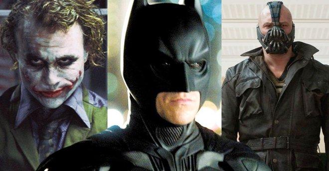 Chủ đề chính đằng sau mỗi phần phim The Dark Knight - Hiệp sĩ bóng đêm là gì? - Ảnh 1.