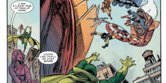 Làm thế nào mà Avengers có thể giữ an toàn cho những thường dân trong các trận chiến? - Ảnh 2.