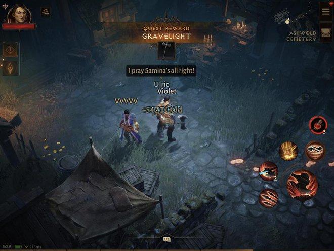 Review đầu về Diablo trên di động: game hay, có thể không dành cho hardcore nhưng quan trọng là MIỄN PHÍ - Ảnh 2.