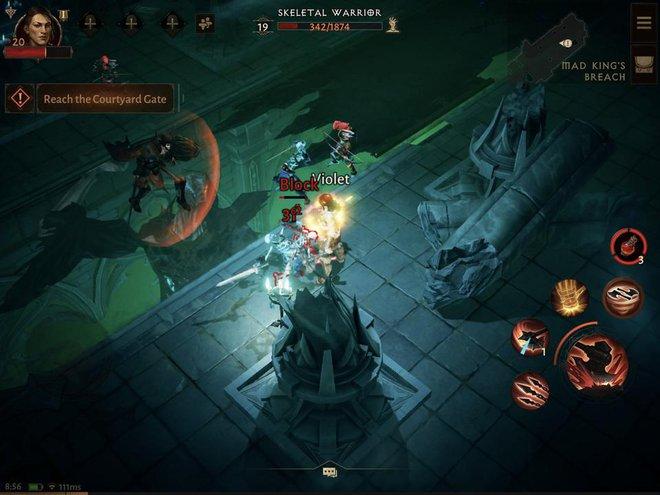 Review đầu về Diablo trên di động: game hay, có thể không dành cho hardcore nhưng quan trọng là MIỄN PHÍ - Ảnh 3.