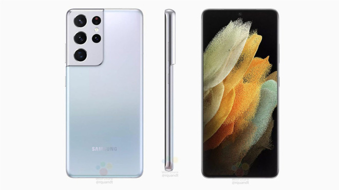 Samsung Galaxy S21, S21 Plus và S21 Ultra lộ giá bán - Ảnh 1.