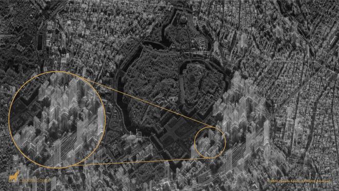 Một vệ tinh có khả năng nhìn xuyên nhà cửa dù ngày hay đêm đang hiện hữu trên đầu chúng ta - Ảnh 3.