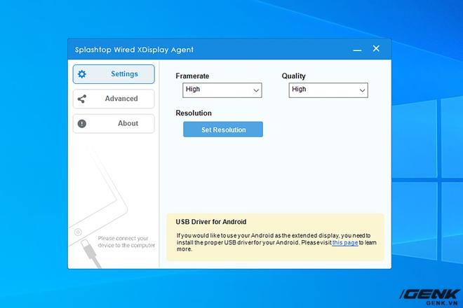 Cách dùng iPad làm màn hình phụ cho máy tính Windows và máy Mac - Ảnh 6.
