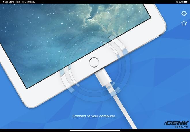 Cách dùng iPad làm màn hình phụ cho máy tính Windows và máy Mac - Ảnh 4.