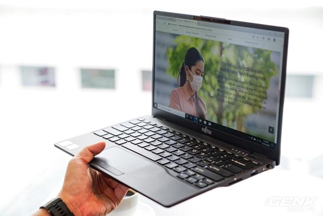 Fujitsu ra mắt laptop nhẹ nhất Việt Nam, sử dụng chip Intel thế hệ 11 Tiger Lake, giá từ 30 triệu đồng - Ảnh 7.