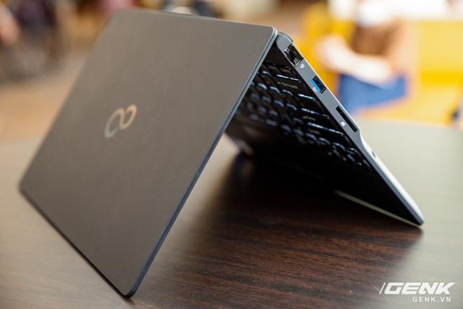 Fujitsu ra mắt laptop nhẹ nhất Việt Nam, sử dụng chip Intel thế hệ 11 Tiger Lake, giá từ 30 triệu đồng - Ảnh 14.