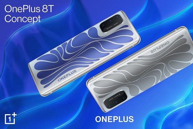 OnePlus trình làng concept smartphone có thể thay đổi màu sắc, theo dõi chuyển động - Ảnh 1.