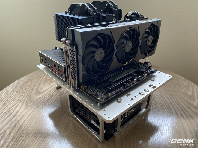 Đánh giá MSI GeForce RTX 3090 SUPRIM X: khi không chỉ sức mạnh mà cả thiết kế cũng được đẩy tới giới hạn - Ảnh 11.