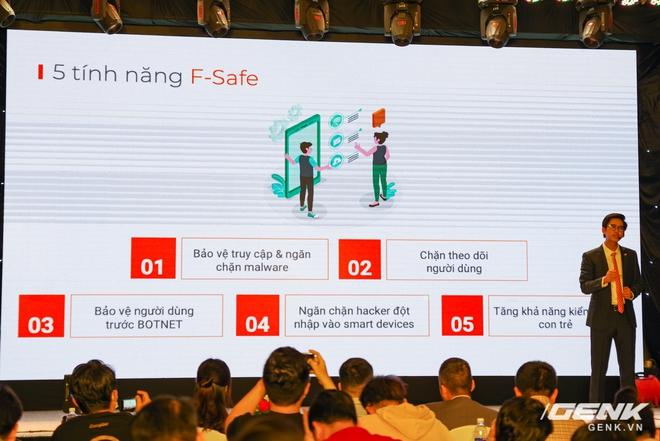 FPT Telecom giới thiệu F-Safe: tính năng bảo mật internet tích hợp modem đầu tiên tại Việt Nam - Ảnh 2.