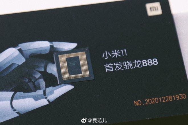 Chơi trội không ai bằng Xiaomi: Gửi thư mời tham dự sự kiện ra mắt Mi 11 tặng kèm luôn 1 con chip Snapdragon 888 cho khách mời - Ảnh 3.