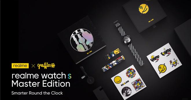 Realme Watch S Pro và Watch S bản Master Edition đặc biệt ra mắt, giá rẻ chỉ từ 1.8 triệu đồng - Ảnh 9.