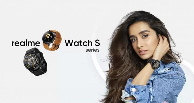Realme Watch S Pro và Watch S bản Master Edition đặc biệt ra mắt, giá rẻ chỉ từ 1.8 triệu đồng - Ảnh 1.