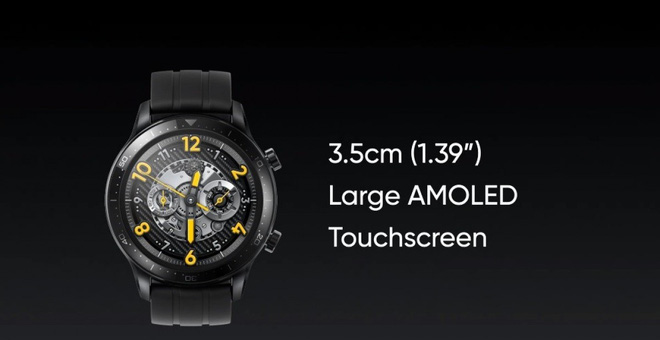 Realme Watch S Pro và Watch S bản Master Edition đặc biệt ra mắt, giá rẻ chỉ từ 1.8 triệu đồng - Ảnh 2.