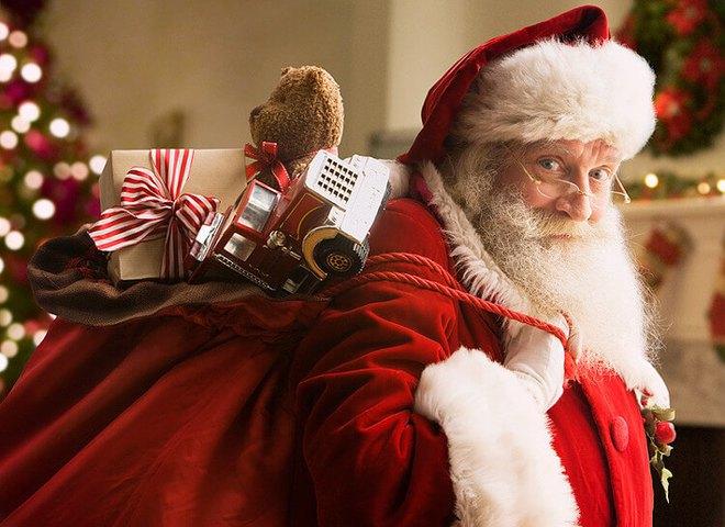 Dưới góc nhìn khoa học, ông già Noel dùng cách nào để vận chuyển hết quà chỉ trong 1 đêm? - Ảnh 1.