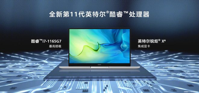 Huawei MateBook D 14 và D 15 bản 2021 ra mắt: CPU Intel thế hệ 11, màn hình 180 độ, card MX450, giá từ 17.7 triệu đồng - Ảnh 3.