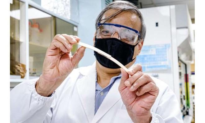 Các nhà khoa học phát minh ra keo dính được kích hoạt bằng từ trường - Ảnh 2.