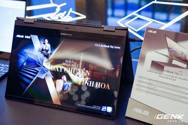 ASUS trình làng bộ đôi Zenbook Flip: thiết kế siêu mỏng, có thể gập mở 360 độ, màn hình OLED giá từ 26 triệu đồng - Ảnh 19.