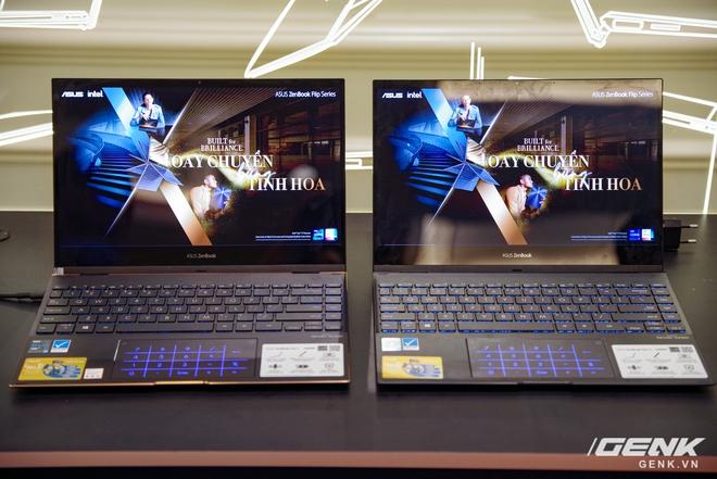 ASUS trình làng bộ đôi Zenbook Flip: thiết kế siêu mỏng, có thể gập mở 360 độ, màn hình OLED giá từ 26 triệu đồng - Ảnh 1.