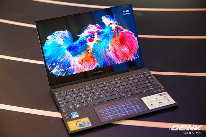 ASUS trình làng bộ đôi Zenbook Flip: thiết kế siêu mỏng, có thể gập mở 360 độ, màn hình OLED giá từ 26 triệu đồng - Ảnh 3.