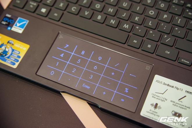ASUS trình làng bộ đôi Zenbook Flip: thiết kế siêu mỏng, có thể gập mở 360 độ, màn hình OLED giá từ 26 triệu đồng - Ảnh 18.
