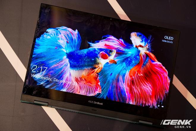 ASUS trình làng bộ đôi Zenbook Flip: thiết kế siêu mỏng, có thể gập mở 360 độ, màn hình OLED giá từ 26 triệu đồng - Ảnh 12.