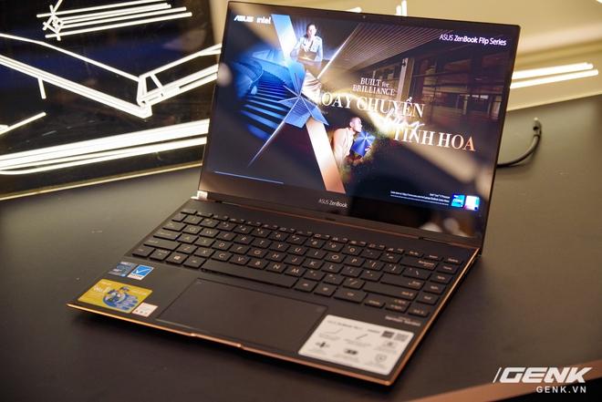 ASUS trình làng bộ đôi Zenbook Flip: thiết kế siêu mỏng, có thể gập mở 360 độ, màn hình OLED giá từ 26 triệu đồng - Ảnh 16.