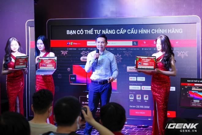 Mở bán MacBook M1 2020 chính hãng đầu tiên tại Việt Nam: MacBook Air phiên bản thấp nhất có giá 29 triệu đồng - Ảnh 3.