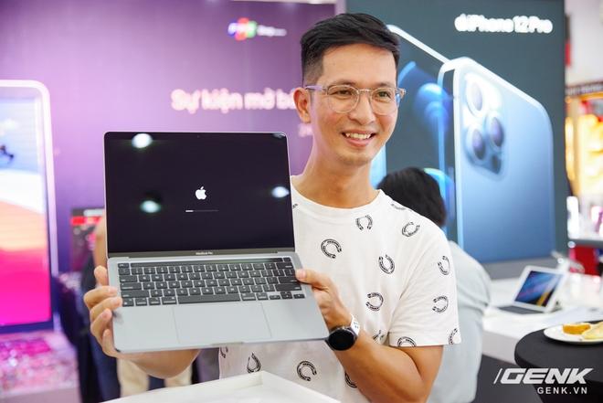 Mở bán MacBook M1 2020 chính hãng đầu tiên tại Việt Nam: MacBook Air phiên bản thấp nhất có giá 29 triệu đồng - Ảnh 6.