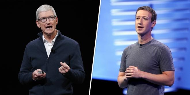 Nhân viên của Facebook đứng về phía Apple để chống lại chính công ty của mình - Ảnh 1.