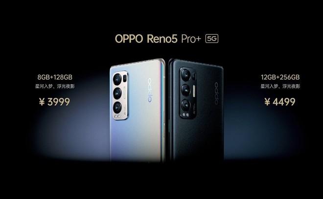 OPPO Reno5 Pro+ ra mắt: Camera dùng cảm biến Sony IMX766 xịn hơn, chip Snapdragon 865, sạc siêu nhanh 65W, giá từ 14.2 triệu đồng - Ảnh 5.
