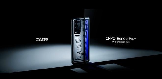 OPPO Reno5 Pro+ ra mắt: Camera dùng cảm biến Sony IMX766 xịn hơn, chip Snapdragon 865, sạc siêu nhanh 65W, giá từ 14.2 triệu đồng - Ảnh 6.