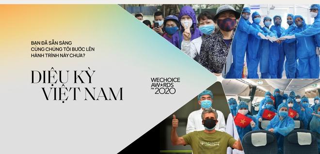 WeChoice Awards 2020: Diệu kỳ Việt Nam - khi phép màu đến từ những điều đơn giản nhất - Ảnh 15.