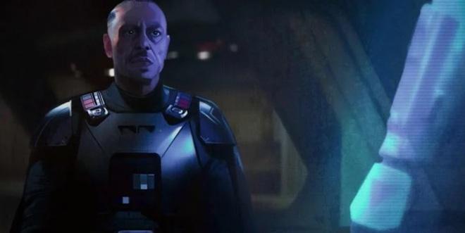 The Mandalorian 2: Moff Gideon cố tình bại trận dưới tay Mando, đã có át chủ bài từ Baby Yoda? - Ảnh 1.