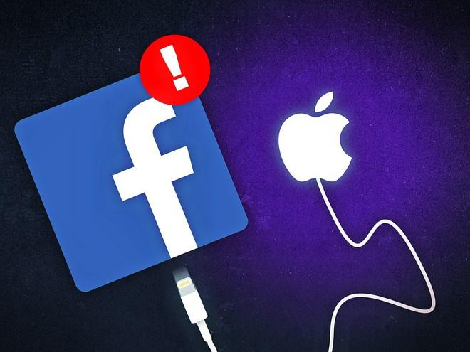 Cuộc chiến thập kỷ giữa Apple và Facebook - Ảnh 1.