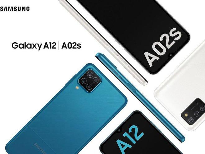 Galaxy A12 và Galaxy A02s ra mắt tại VN: Camera 48MP chụp cận cảnh, pin khủng 5000mAh, giá từ 3.2 triệu đồng - Ảnh 1.