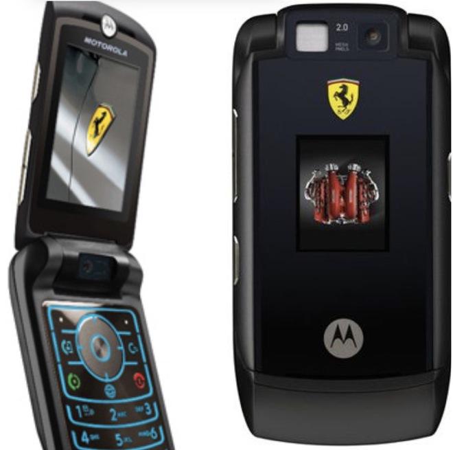Những thương hiệu xe hơi nổi tiếng bẻ lái vô thị trường điện thoại - Ảnh 5.